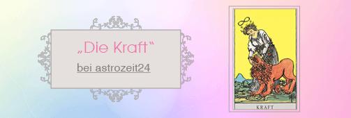 Tarotkarte Kraft
