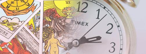 Tarotkarten Zeitbestimmung