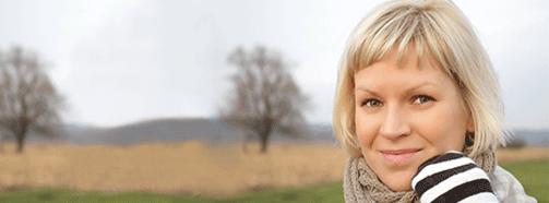 """Yvonne, 35: """"Dank Evelyn habe ich wieder zurück in mein Leben gefunden!"""""""
