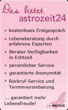 astrozeit24 Österreich: Unsere Service-Versprechen