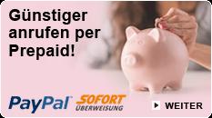 Paypal Kartenlegen Prepaid Hellsehen Sofortüberweisung Tarot Österreich